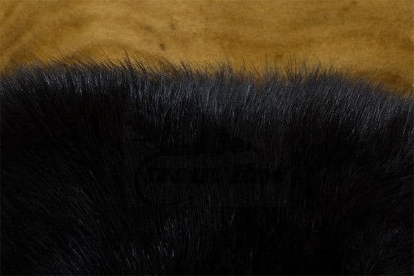Troutline Pine Squirrel Skin black SALE